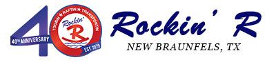 Rockin' R Logo